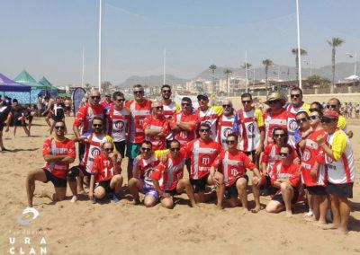 equipo playa torneo URA CLAN