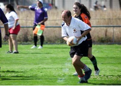 jugador rugby inclusivo ura clan